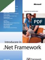 Introducere in .Net Framework Suport de Curs Pentru Elevi