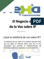 Negocio VoIP