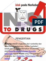 Power Point Narkoba
