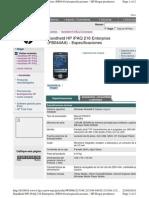 HP iPAQ 216
