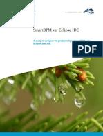 Pega 0418 Capgemini SmartBPM vs Eclipse Java IDE
