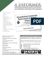 Kitsumkalum Informer - May 13 2011