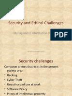 securityandethicalchallenges-090721045249-phpapp01
