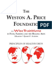 Weston Price