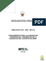 PROCEDIMIENTOSELABORACIONLIQUIDACION010605