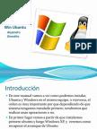 Instalación de Ubuntu y Windows en el mismo disco duro