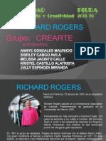 Taller de Diseño - ARQ. RICHARD ROGERS Grupo CREATE