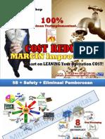 Presentation Preview COST REDUCTION MARGIN IMPROVEMENT