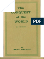 The Conquest of the World by the Jews Maj Osman Bey (1878)