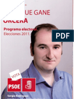 Programa PSOE_2011