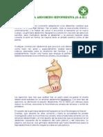 Gimnasia Abdomino Hipopresiva (G.A.H.)