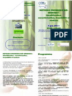 Programme + Inscription Colloque 7-06-11