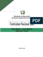 CNB SEGUNDO BÁSICO 03-03-2010