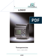E40803 HB LOGO! Transparencies