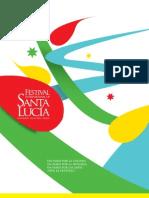 Programación del Festival Santa Lucía 2008