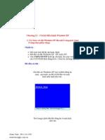 Chuong 12 Setup WinXP
