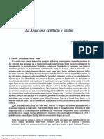 Análisis de La Araucana