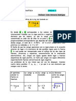 3.1.1 Ley de Coulomb