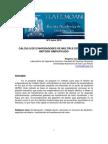 CALCULOS EVAPORADORES EJERCICIO 1