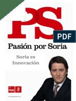 Soria es innovación