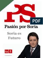 Soria es futuro