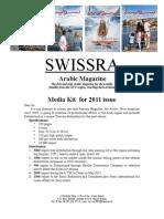 Swissra Media Kit 2011