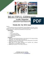 Beautiful Germany Proposal 2011