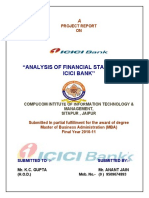 ICICI Bank by Anant Jain)