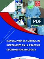 Manual Para El Control de Infecciones en La Practica Odontoestomatologica