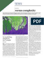 Artigo Nature Modelagem