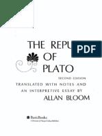 2 Plato - The Republic