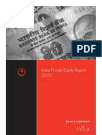 India Private Equity Report