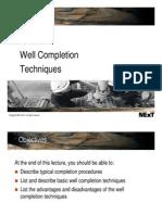 01-Reservoir 02-Well Completion Methods