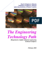 Engineering Tech Path