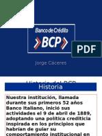 BCP Jorge Cáceres