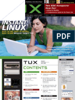 TUX Magazine - Issue 2 - May 2005