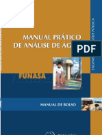Manual Pratico de Analise de Agua - Funasa