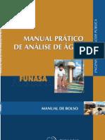 Manual Pratico de Analise de Agua - Funasa