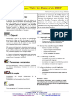 Fiche-Formation_Cahier Des Charges GMAO