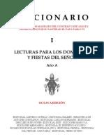 Leccionario I - Ciclo A