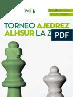 ALHSUR TORNEO AJEDREZ