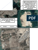 Bahrain and Google Earth