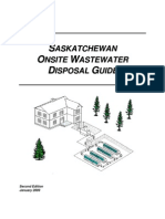 Waste Water Disposal Guide