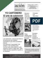 Periodico La Estacion Nº 8 Mes de Mayo