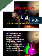 ESTADO LIQUIDO - FISICOQUIMICA