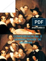 General Ida Des de Arterias. Conf. II Modificada