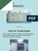 POSTO DE TRANSFORMAÇÃO