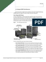 Cisco 6500 Architecture