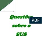 Questionário - SUS e PSF