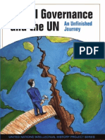 Global Governance and the UN- An Unfinished Journey Yazar- Thomas George Weiss-Ramesh Chandra Thakur